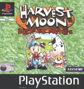 Harvest Moon: Back To Nature per PlayStation