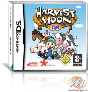 Harvest Moon DS per Nintendo DS