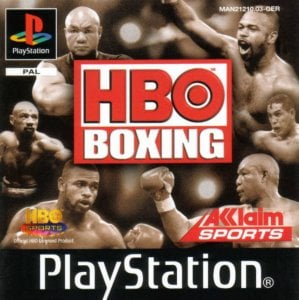HBO Boxing per PlayStation