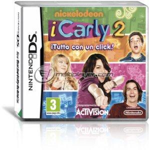 iCarly 2: iTutto con un Click! per Nintendo DS