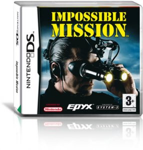 Impossible Mission per Nintendo DS