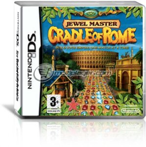 Jewel Master: Cradle of Rome per Nintendo DS