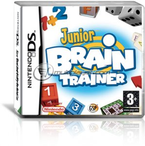 Junior Brain Trainer per Nintendo DS