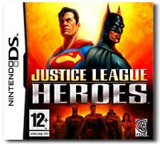 Justice League Heroes per Nintendo DS