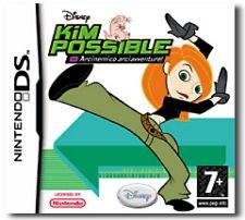 Kim Possible: Arcinemico Arciavventure (Kim Possible: Global Gemini) per Nintendo DS