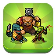 Knights of Pen & Paper per iPad