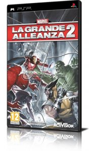 Marvel: La Grande Alleanza 2 per PlayStation Portable