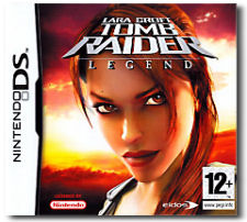 Tomb Raider: Legend per Nintendo DS