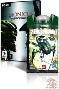 Bionicle Heroes (LEGO Bionicle) per PC Windows