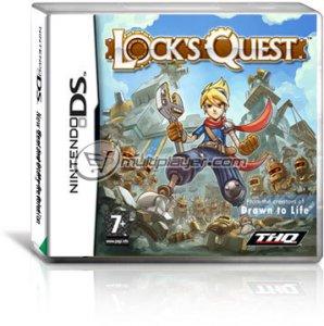 Lock's Quest per Nintendo DS