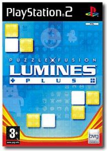 Lumines Plus per PlayStation 2