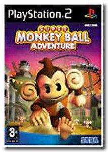 Super Monkey Ball Adventure per PlayStation 2