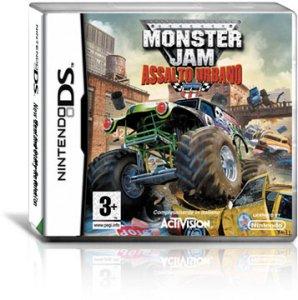 Monster Jam: Assalto Urbano per Nintendo DS