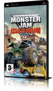 Monster Jam: Assalto Urbano per PlayStation Portable