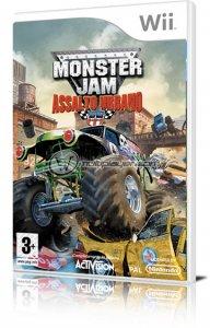 Monster Jam: Assalto Urbano per Nintendo Wii