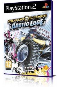 MotorStorm: Arctic Edge per PlayStation 2