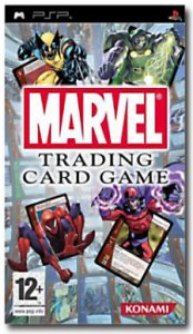 Marvel Trading Card Game per PlayStation Portable