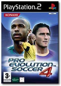 Pro Evolution Soccer 4 (Winning Eleven 8) per PlayStation 2