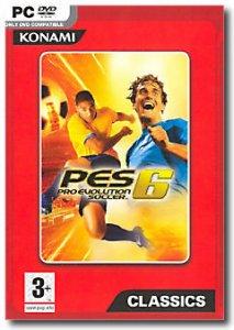 Pro Evolution Soccer 6 (World Soccer Winning Eleven 10) per PC Windows