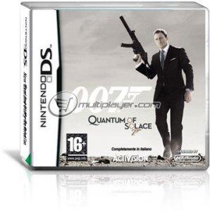 James Bond: Quantum of Solace per Nintendo DS
