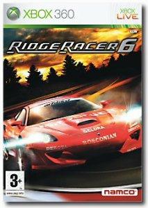 Ridge Racer 6 per Xbox 360