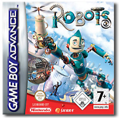 Robots per Game Boy Advance