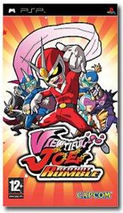 Viewtiful Joe: Red Hot Rumble per PlayStation Portable
