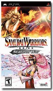 Samurai Warriors: State of War per PlayStation Portable