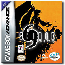 Scurge: Hive per Game Boy Advance
