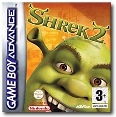 Shrek 2: The Game per Game Boy Advance