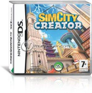 SimCity Creator per Nintendo DS