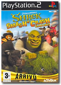 Shrek Smash n' Crash per PlayStation 2