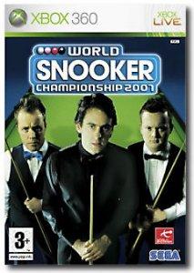 World Snooker Championship 2007 (World Pool Championship 2007) per Xbox 360