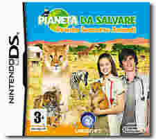 Pianeta Da Salvare: Pronto Soccorso Animali per Nintendo DS