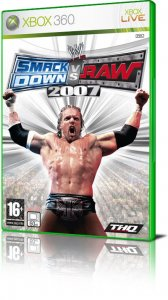 WWE Smackdown! vs Raw 2007 per Xbox 360