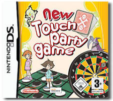 New Touch Party Game per Nintendo DS