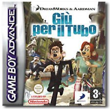 Giù Per il Tubo (Flushed Away) per Game Boy Advance