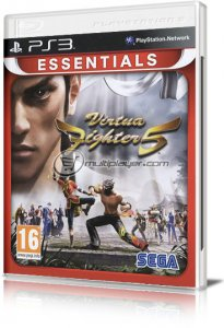 Virtua Fighter 5 per PlayStation 3