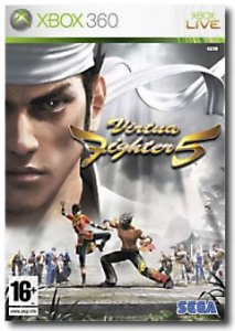 Virtua Fighter 5 per Xbox 360