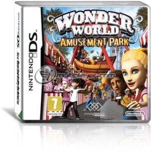 Wonder World Amusement Park per Nintendo DS