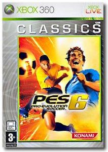 Pro Evolution Soccer 6 (World Soccer Winning Eleven 10) per Xbox 360