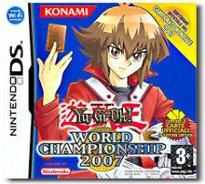 Yu-Gi-Oh! World Championship 2007 per Nintendo DS