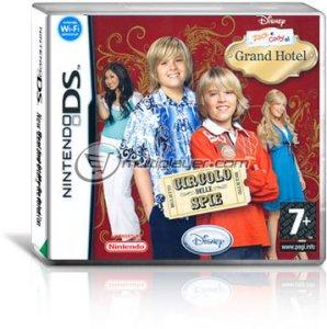 Zack e Cody al Grand Hotel: Circolo delle Spie per Nintendo DS