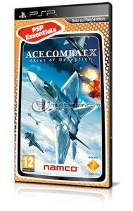 Ace Combat X: Skies of Deception per PlayStation Portable