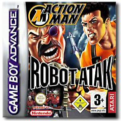 Action Man: Robot Attack per Game Boy Advance