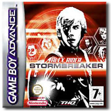 Alex Rider: Stormbreaker per Game Boy Advance