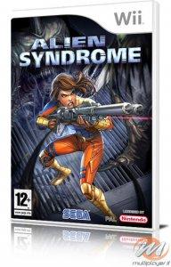 Alien Syndrome per Nintendo Wii