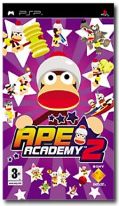 Ape Academy 2 per PlayStation Portable