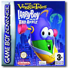 LarryBoy and the Bad Apple per Game Boy Advance