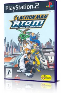 ATOM: Alpha Teens on Machines per PlayStation 2